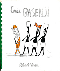 Cover of book Canis Basenji