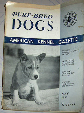 May 1959 AKC Gazette