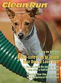 Basenji on magazine cover