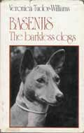 Cover photo Basenjis, the Barkless Dogs